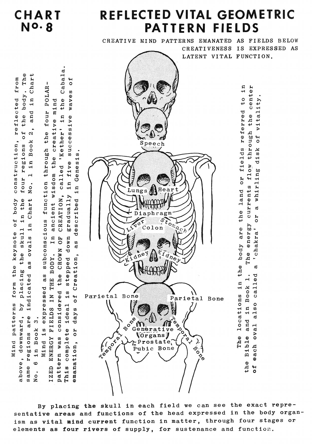 Polarity Therapy Volume 2, Book 5, Chart 08